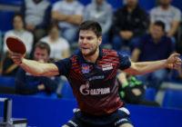 Дмитрий Овчаров стал полуфиналистом третьего «Мастерс Дюссельдорф»