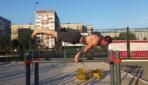 Оренбургский воркаут. Фитнес-тренер Андрей Терешев о том, как начать, не сломаться и мотивировать
