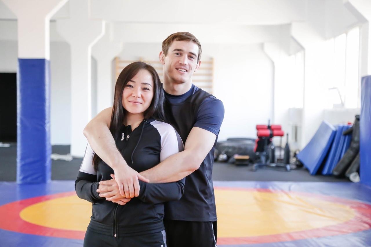 Профессиональный боец MMA Асия Клютова вышла замуж