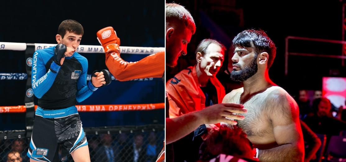 Два бойца оренбургской «Цесты» получили звания мастеров спорта России