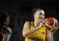 Баскетболистки оренбургской «Надежды» попали в мировой топ по блокам