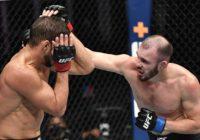 Роман Богатов уступил Леонардо Сантосу в дебютном бое UFC