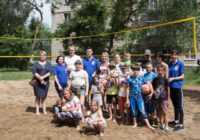 Школьный стадион: фонд «Спешите делать добро» продолжает открывать спортплощадки в Оренбурге