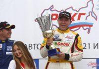 Оренбургский гонщик Андрей Радошнов стартует в третьем этапе российской серии кольцевых гонок
