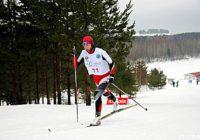 Оренбургская лыжница Екатерина Евтягина готовится к стартам в Кабардино-Балкарии