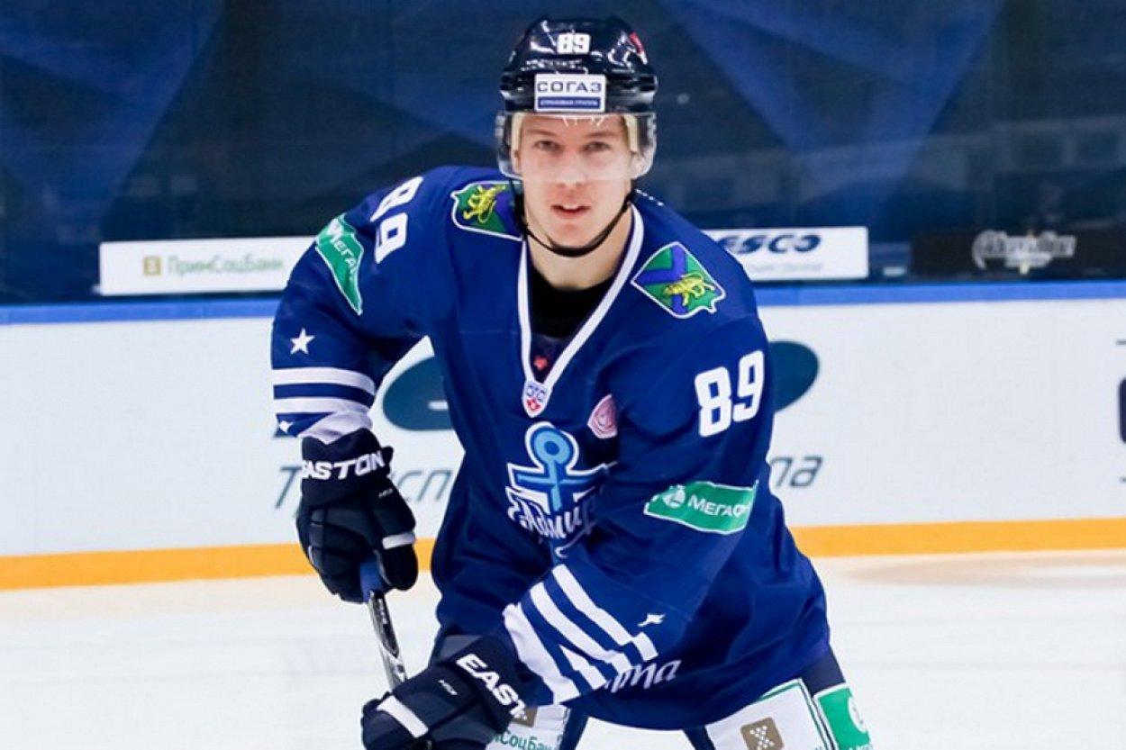 Защитник «Южного Урала» Денис Кузьмин о подготовке к сезону: Зациклен только на хоккее
