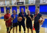 Баскетболисткам «Надежды» вручили бронзовые медали