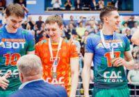Оренбургский «Нефтяник» заключил контракт с чемпионом России Александром Моисеевым