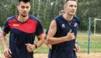 Волейболисты оренбургского «Нефтяника» приступили к тренировкам