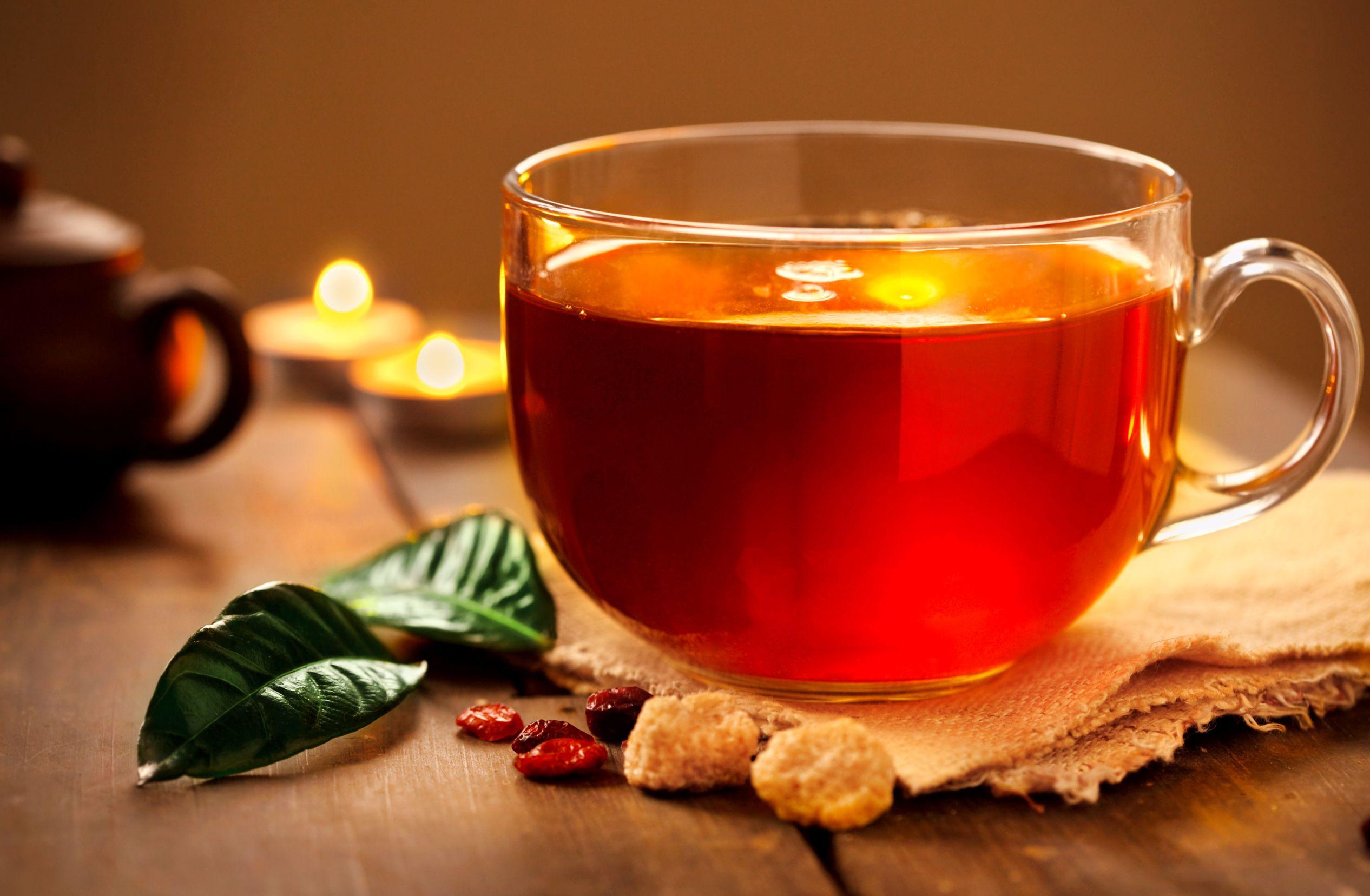 Чай спасает от давления. Как это работает?