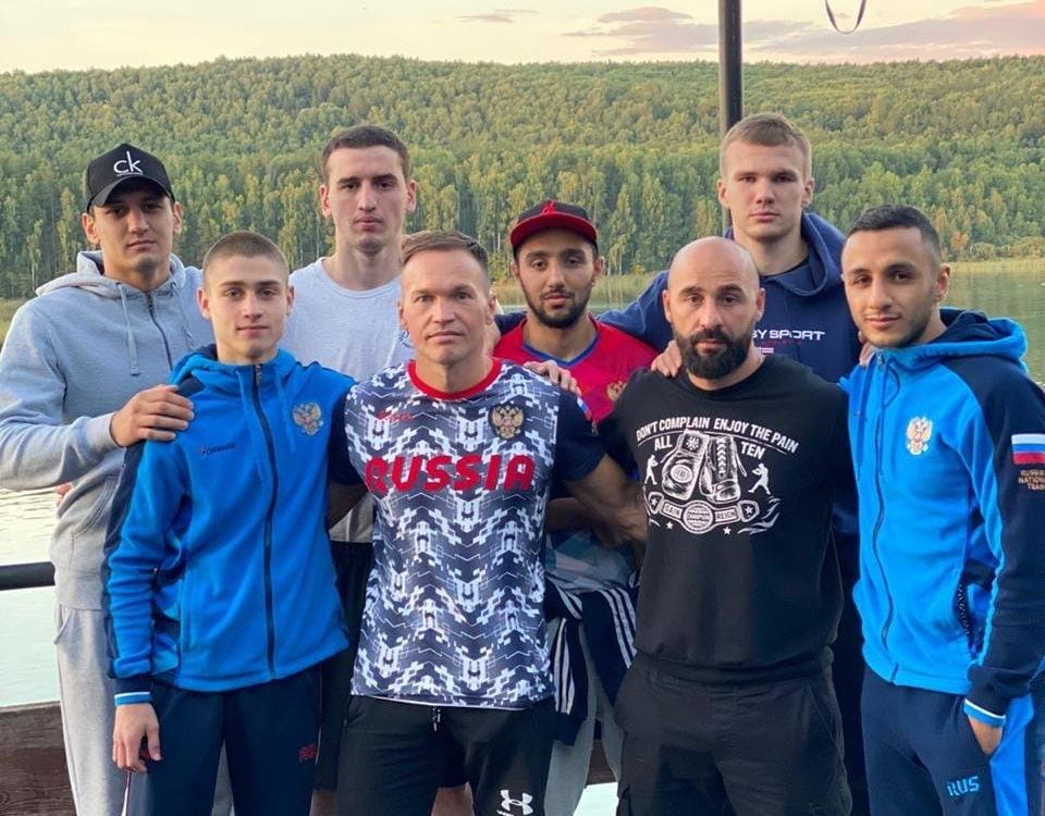 Оренбургские боксёры готовятся к Кубку России