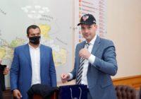 Чемпионат России по боксу может пройти в Оренбурге: Денис Паслер и Умар Кремлёв обсудили сотрудничество