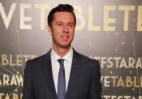 Капитан «Факел-Газпрома» Владимир Самсонов избран вице-президентом Европейского Союза настольного тенниса