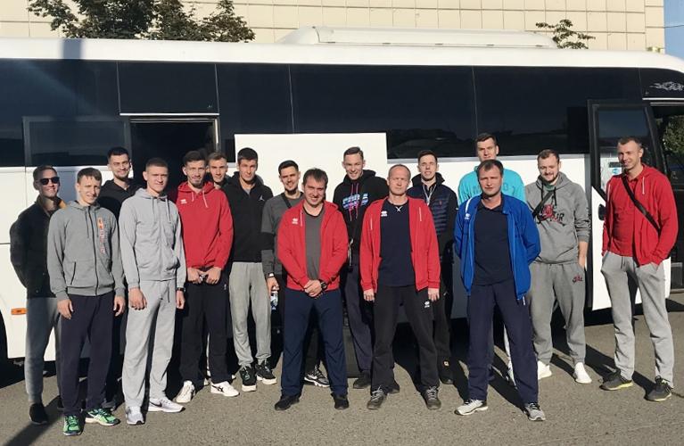 Волейбольный клуб «Оренбуржье» начинает новый сезон