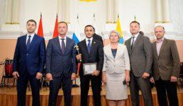 Габил Мамедов, Мария Каменева и Валерия Голубева стали победителями в спортивной номинации конкурса «Человек года»