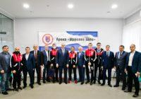 Денис Паслер поздравил оренбургских боксеров с победой на командном Кубке России