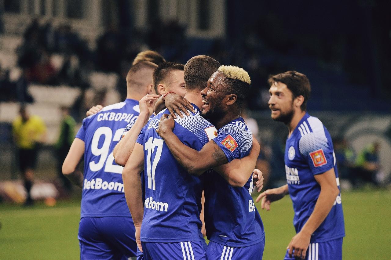 «Оренбург» сыграл вничью с «Велесом» и сохранил лидерство в ФНЛ