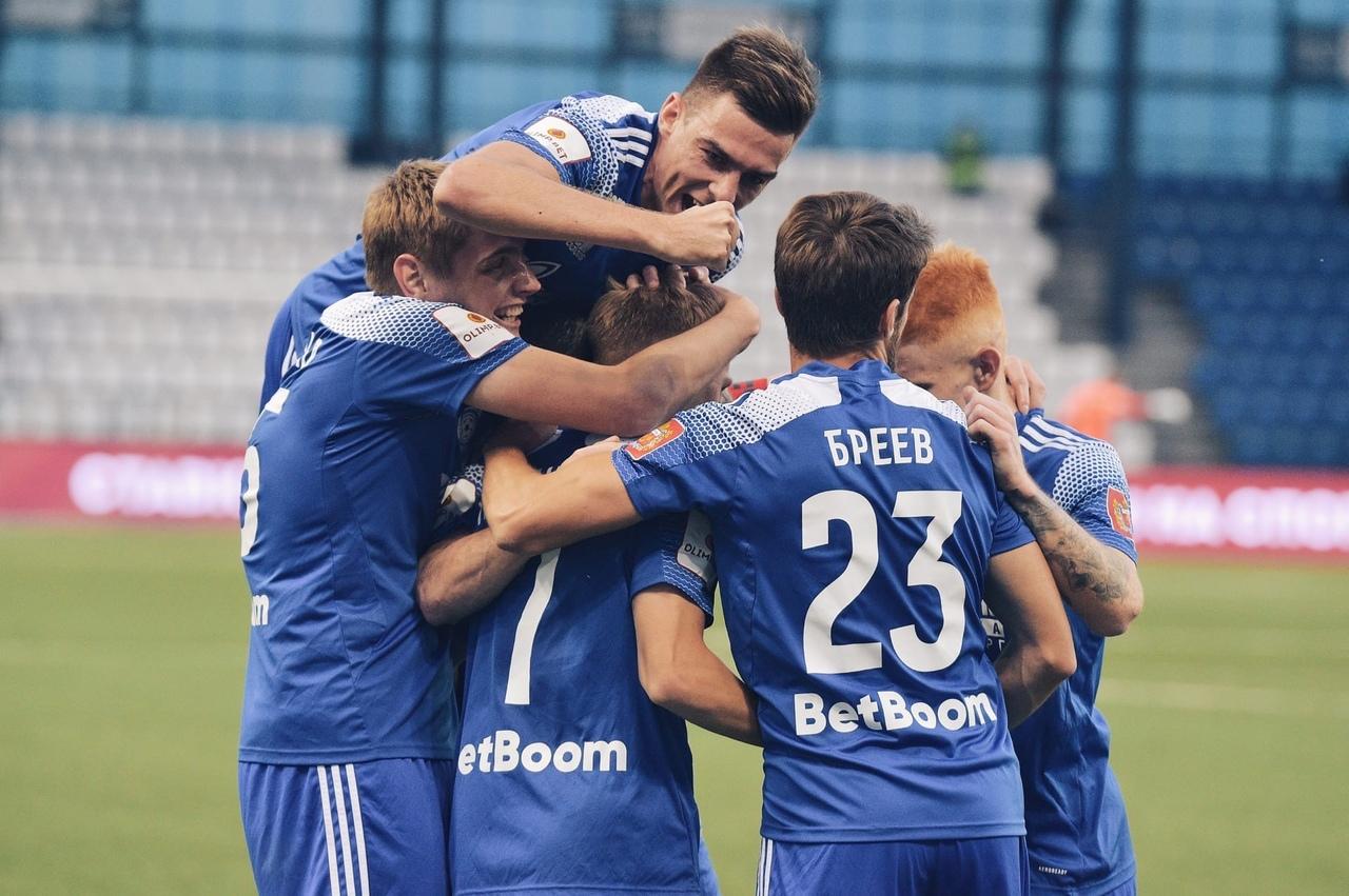 «Оренбург» остался лидером ФНЛ после ничейного матча с аутсайдером