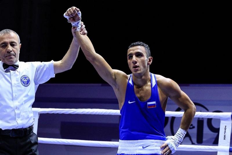 Габил Мамедов одержал первую победу на Олимпиаде в Токио