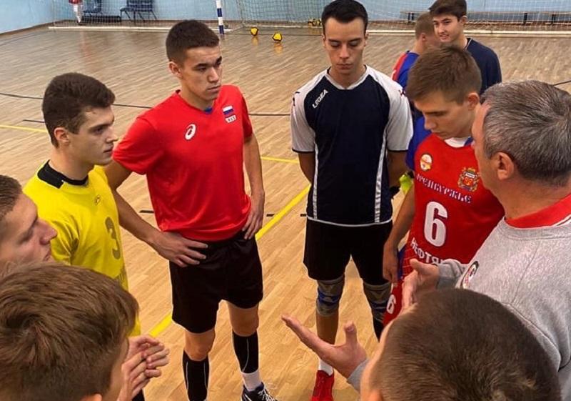 У волейболистов молодёжки «Нефтяника» диагностировали COVID