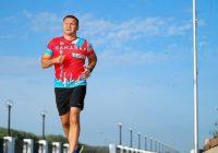 Казанский марафон: Ранит Юсупбаев пробежит 42,2 километра