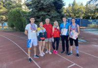 Оренбургские легкоатлеты привезли 15 медалей с чемпионата России