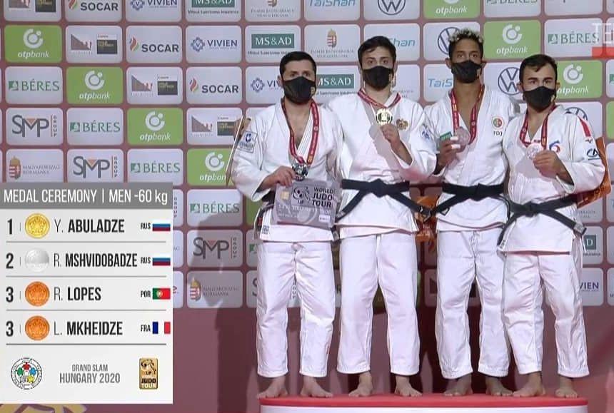 Роберт Мшвидобадзе завоевал серебро турнира «Большой шлем»