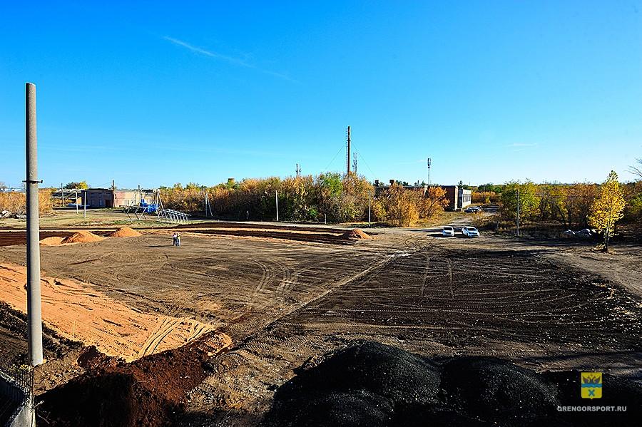В Оренбурге появится новый хоккейный корт