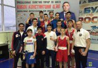 Оренбургские боксеры привезли медали с Кубка Константина Цзю