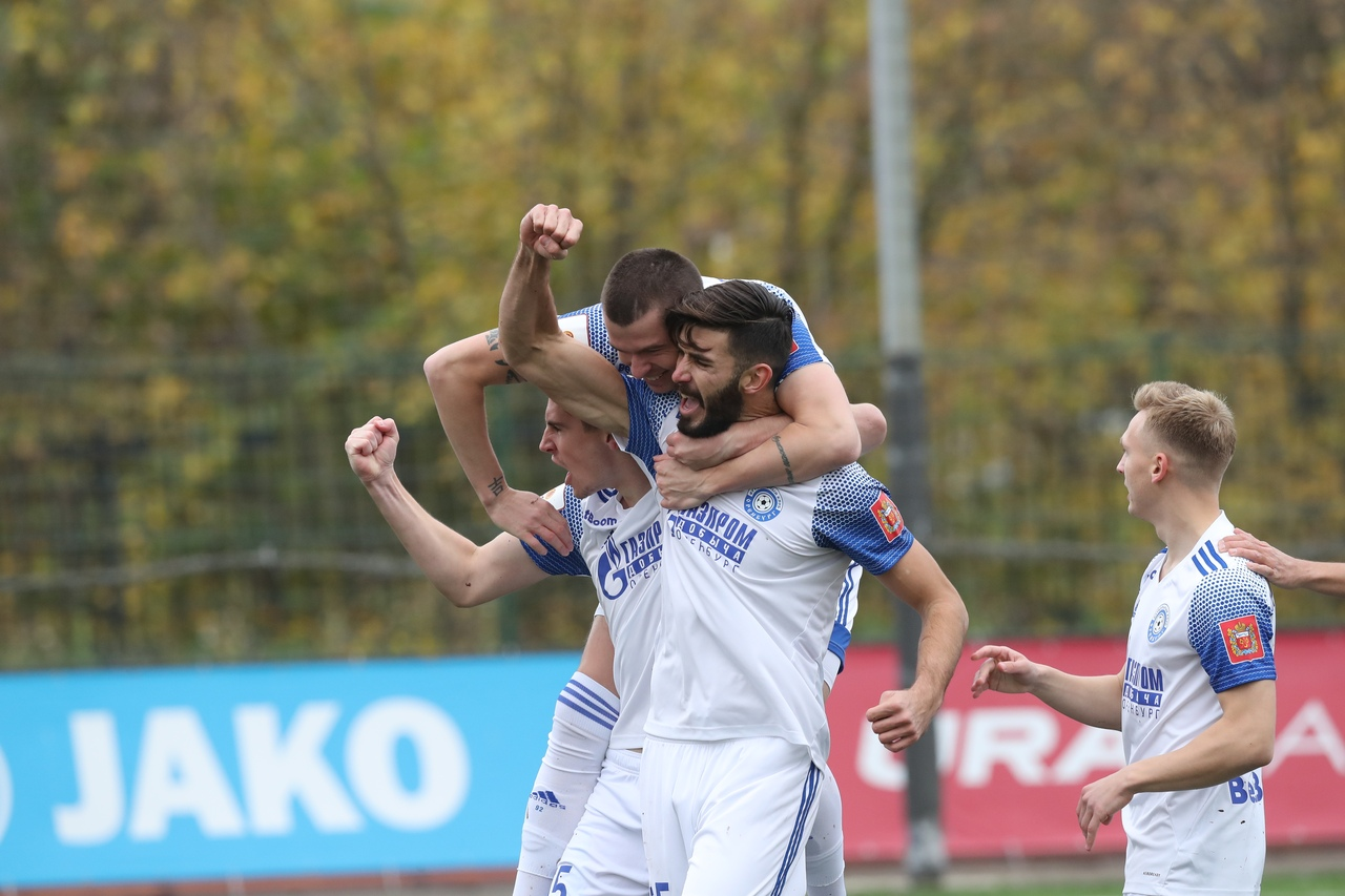 «Оренбург» в Москве разгромил «Спартак-2»