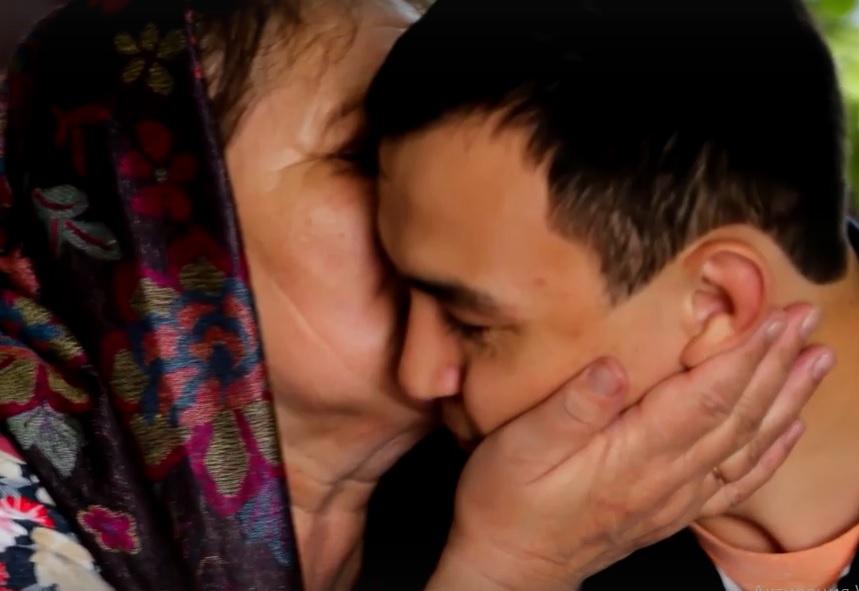 Дамир Исмагулов: За каждым сильным чемпионом стоит его хрупкая мама