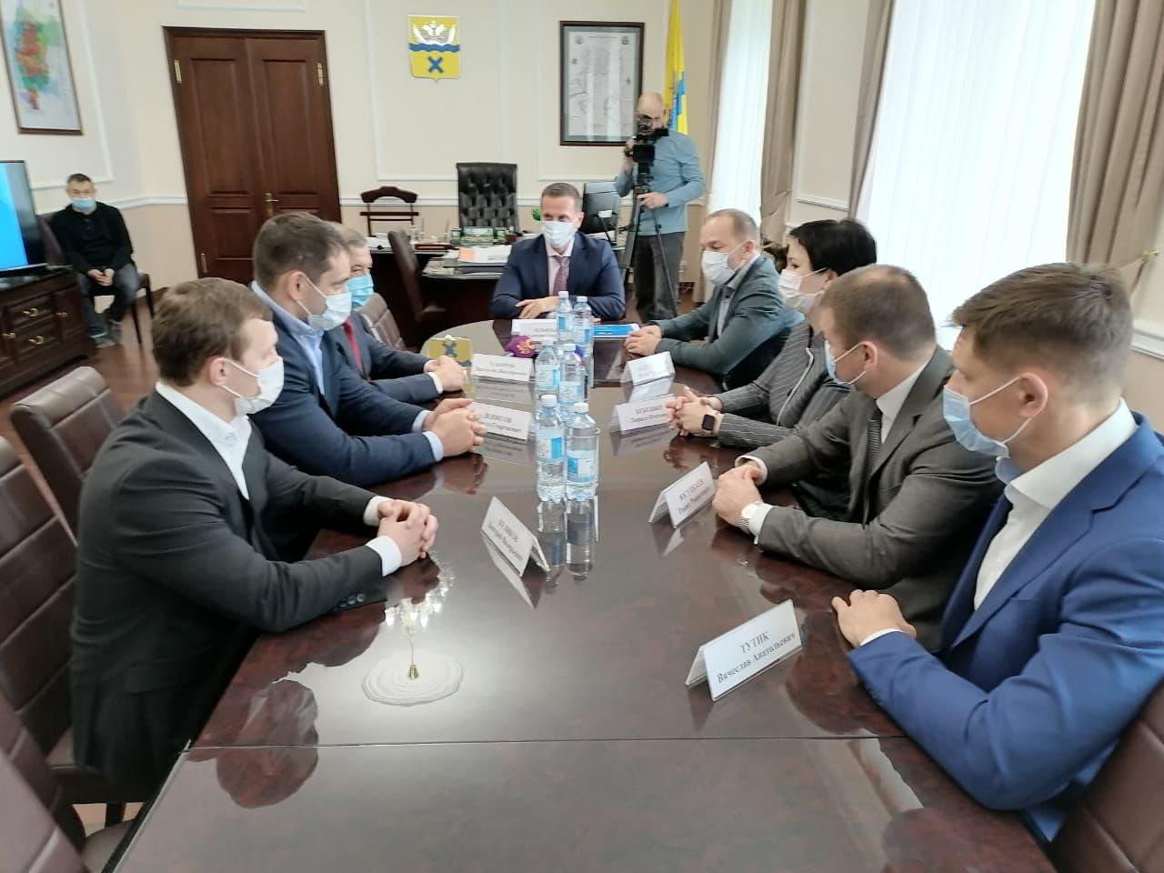 В Оренбург приехали руководители Федерации дзюдо России