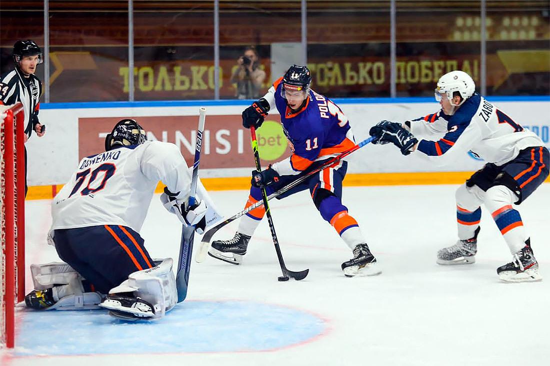 Сенсация в Северной столице: «Южный Урал» обыграл лидера ВХЛ «СКА-Неву»