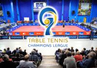 Сильнейший клуб Европы по настольному теннису назовут в Дюссельдорфе