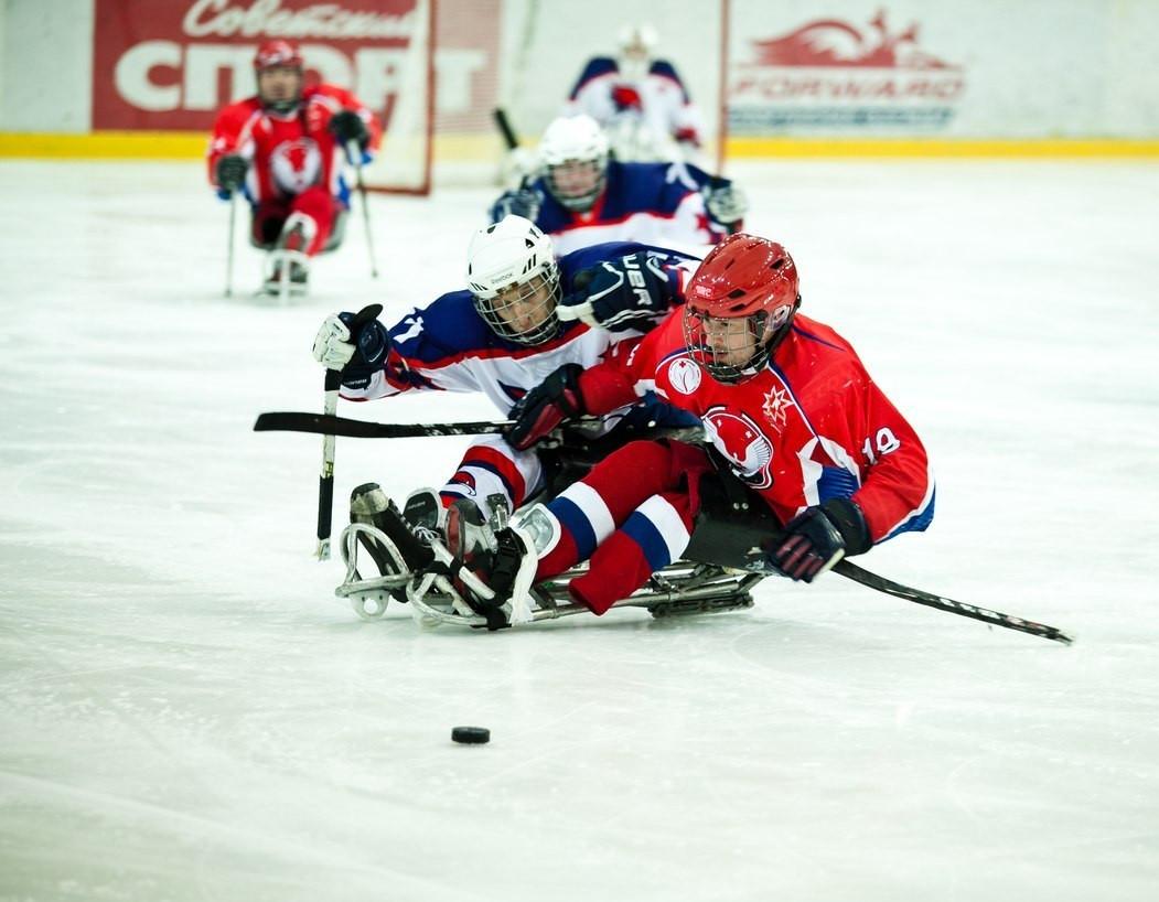 Оренбургские «Ястребы» стартовали на чемпионате России