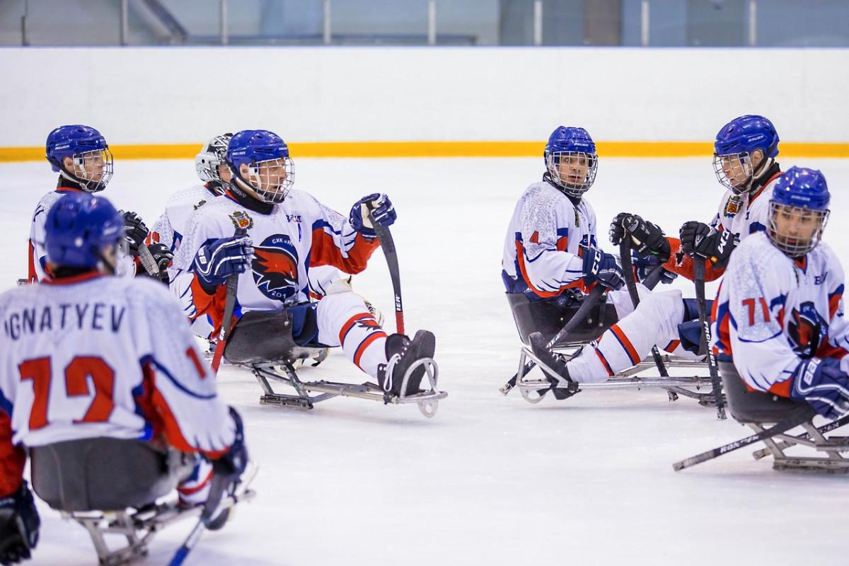 Оренбургские «Ястребы» успешно выступили на Чемпионате России