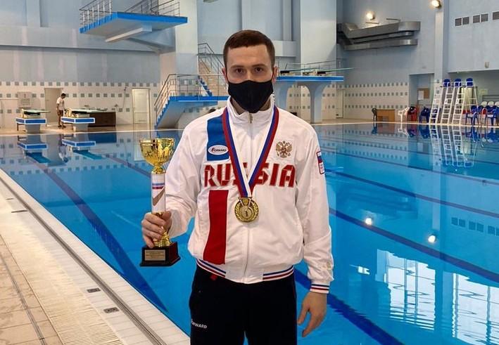 Бузулукские спортсмены завоевали 2 медали на Всероссийских соревнованиях по прыжкам в воду