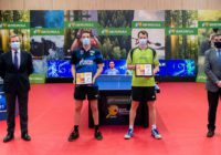 Игрок «Факел Газпрома» завоевал серебро турнира SPAIN MASTERS