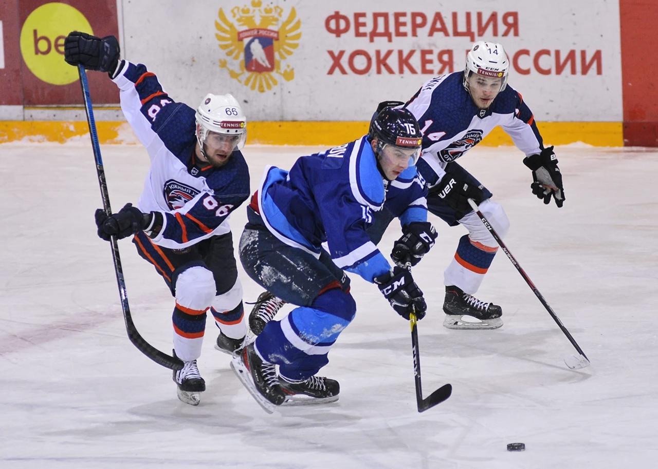 «Южный Урал» одержал крупную победу в Рязани