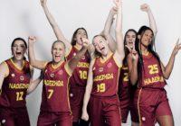 Сила и красота спорта: Баскетболистки «Надежды» в официальной фотосессии клуба