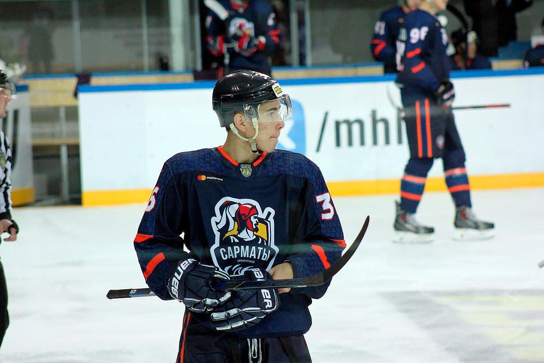 Хоккейный клуб «Сарматы» начал подготовку к сезону