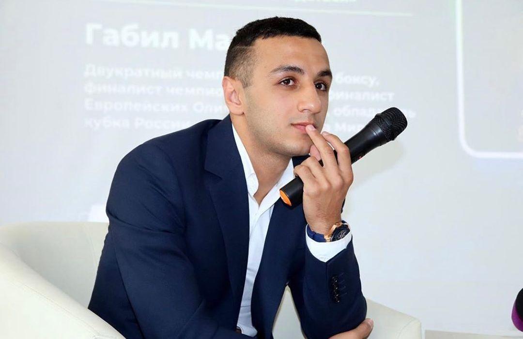 Габил Мамедов об участии в Чемпионате России по боксу: Моя главная мотивация – семья и тренер
