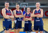 Четверо баскетболисток «Надежды» вошли в состав сборной России
