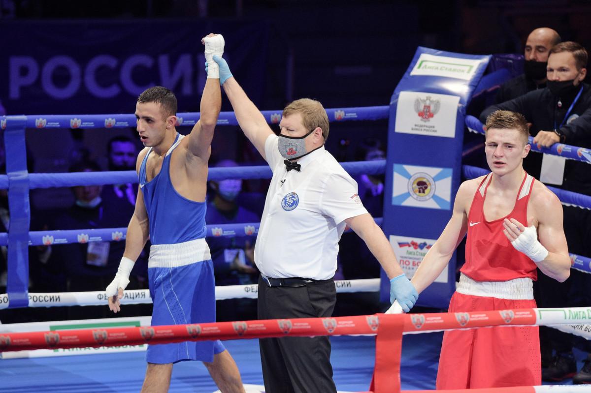 Золото, серебро и бронза: оренбургские боксеры впервые в истории завоевали сразу три награды Чемпионата России
