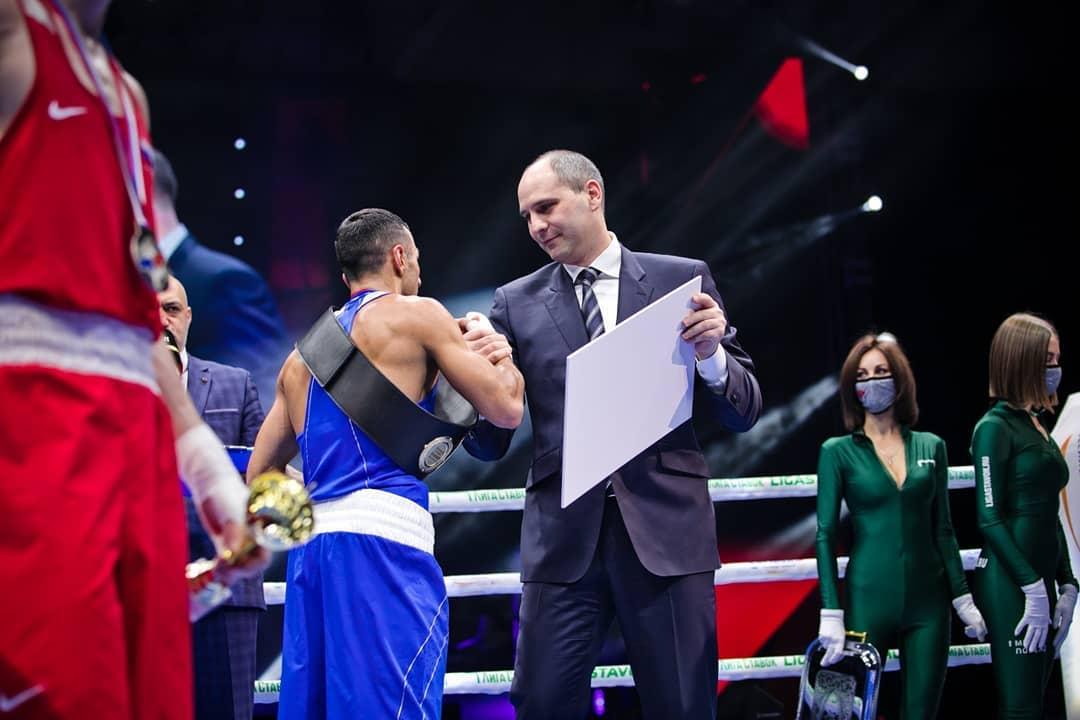 Денис Паслер прокомментировал итоги Чемпионата России по боксу в Оренбурге