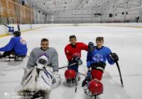 Оренбургские следж-хоккеисты вошли в состав молодежной сборной России