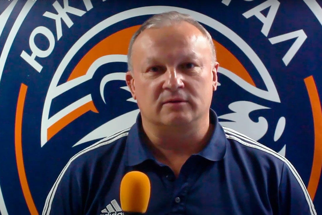 «Южный Урал» записал видео в поддержку ветерана орского хоккейного движения Геннадия Битнера