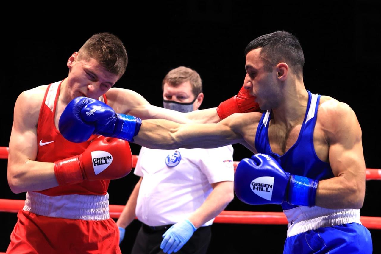 Оренбуржец Габил Мамедов стал трехкратным чемпионом России по боксу