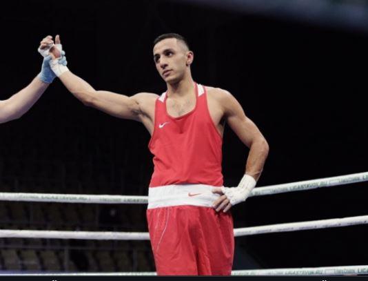 Габил Мамедов одержал победу в международной матчевой встрече
