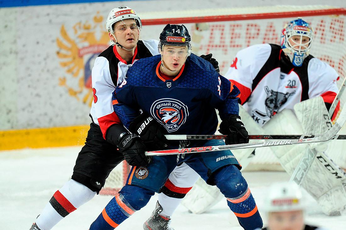 «Южный Урал» проиграл после четырех побед подряд